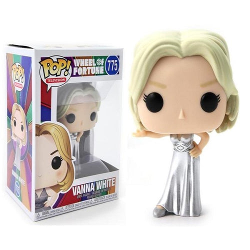 Wheel of Fortune - Vanna White Pop! Vinyl