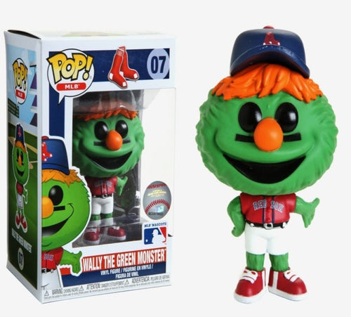 MLB - Wally the Green Monster Pop! Vinyl