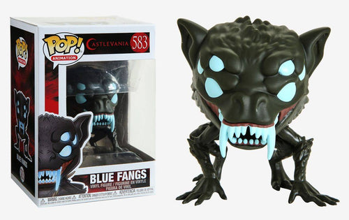 Castlevania - Blue Fangs Pop! Vinyl