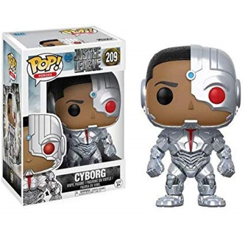 Justice League Movie - Cyborg Pop! Vinyl