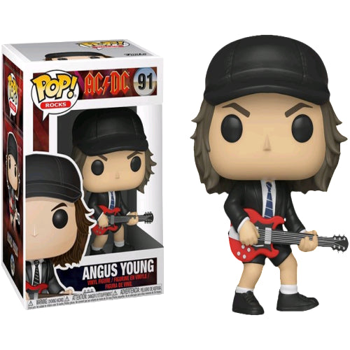 AC/DC Angus Young Pop! Vinyl Figure Get ready to rock!