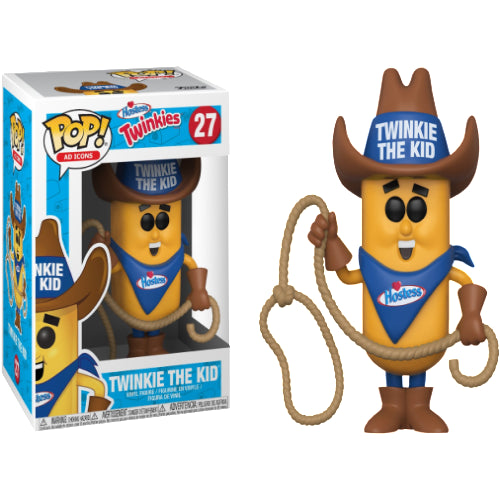 Ad icon - Hostess Twinkie the Kid Pop! Vinyl Figure