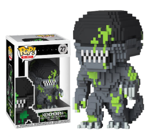 Alien - Alien Bloody 8-Bit US Exclusive Pop! Vinyl