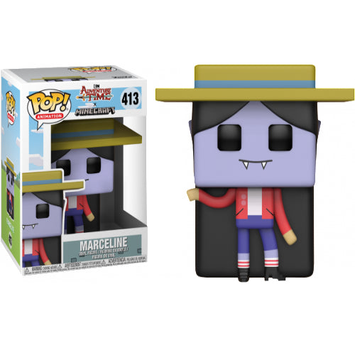 Adventure Time x Minecraft - Marceline Pop! Vinyl