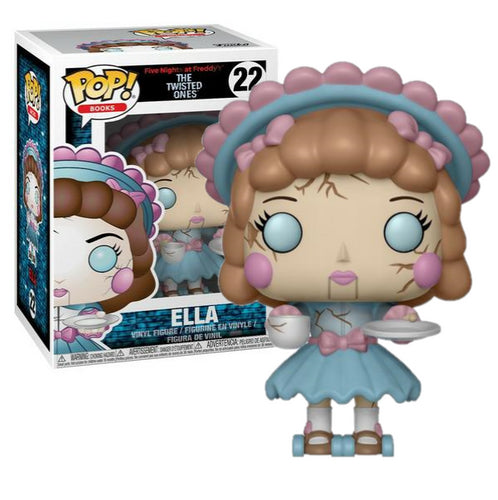 Five Nights at Freddy's: The Twisted Ones - Ella US Exclusive Pop! Vinyl