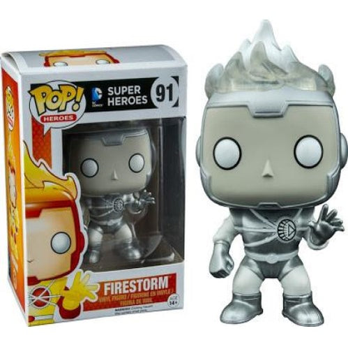 DC - Firestorm White Lantern US Exclusive Pop! Vinyl