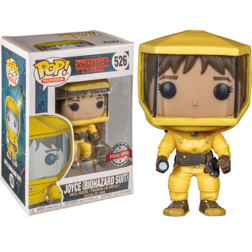 Stranger Things - Joyce in Hazmat Suit US Exclusive Pop! Vinyl
