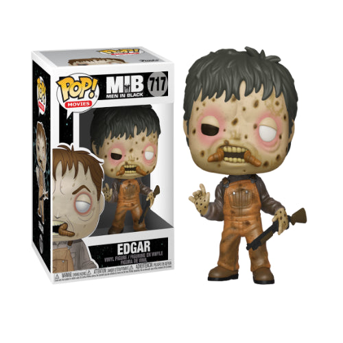 Men In Black - Edgar Pop! Vinyl