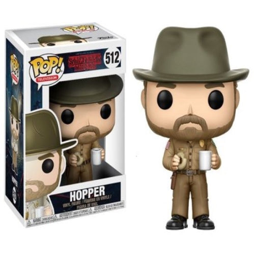 Stranger Things - Hopper Pop! Vinyl