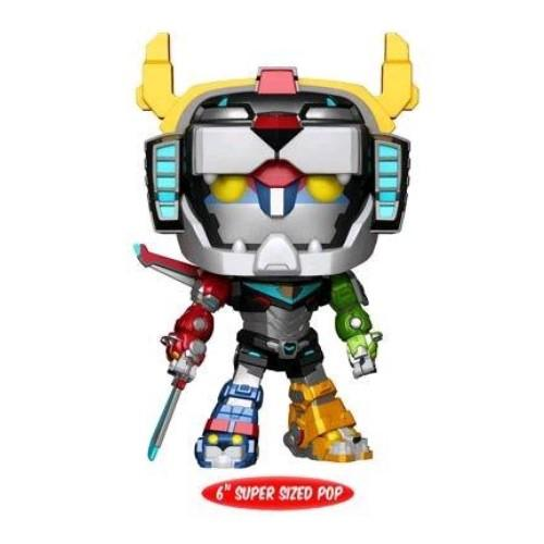 "Voltron - Voltron Metallic 6"" US Exclusive Pop! Vinyl"