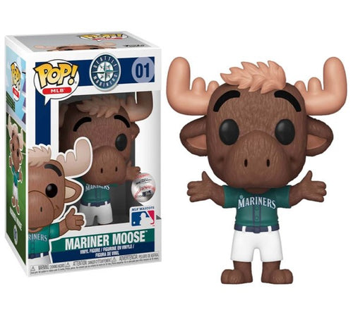 MLB - Mariner Moose Pop! Vinyl