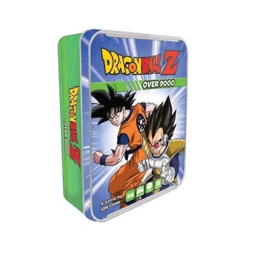 Dragonball Z Over 9000 Tin