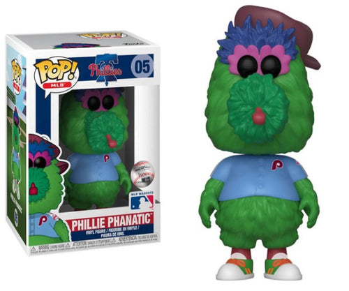 MLB - Phillie Phanatic Pop! Vinyl