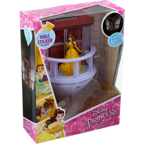 Disney Princess Belle Balcony 3DFX Wall Night Light