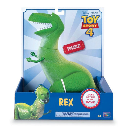 "Toy Story 4 Rex The Dinosaur 12"" Action Figure"
