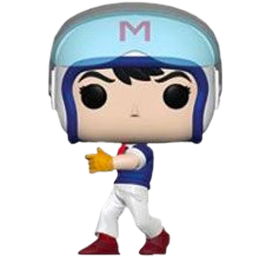 Speed Racer - Speed with Helmet Pop! Vinyl