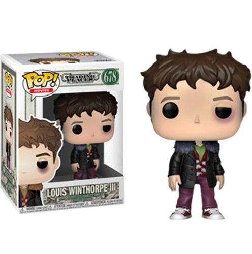 Trading Places - Louis Winthorpe III (Beat Up) US Exclusive Pop! Vinyl