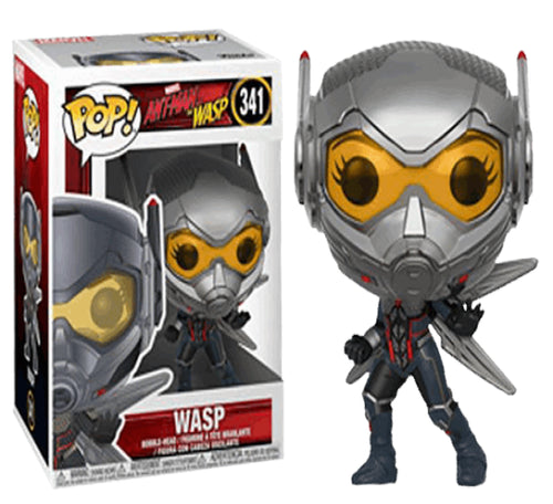Ant-Man and the Wasp - Wasp Pop! Vinyl