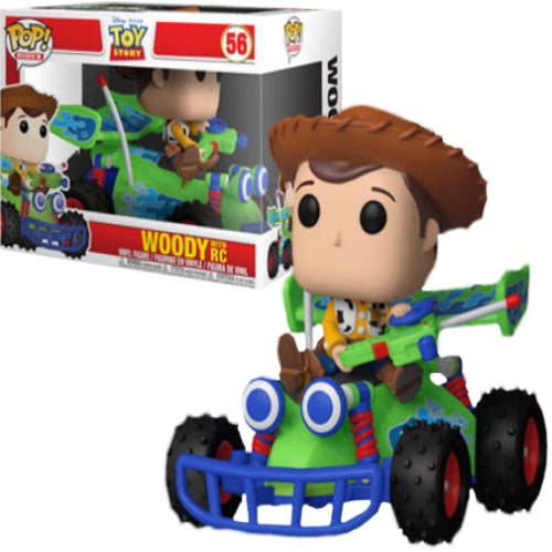 Toy Story - Woody with RV Ride Pop! Vinyl