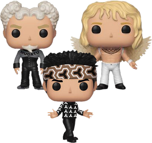 Zoolander - Bundle Pop! Vinyl