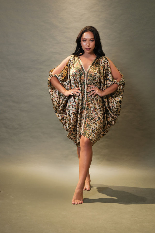 Ribbon Kaftan