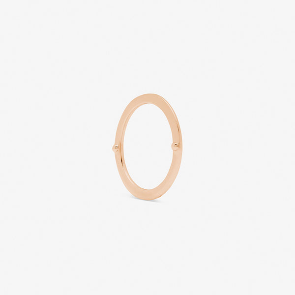ensamble ring in rose gold