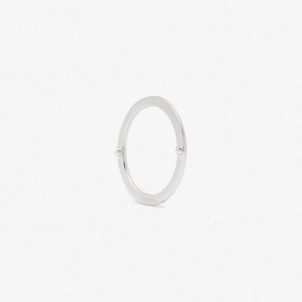 ENSAMBLE RING WHITE GOLD
