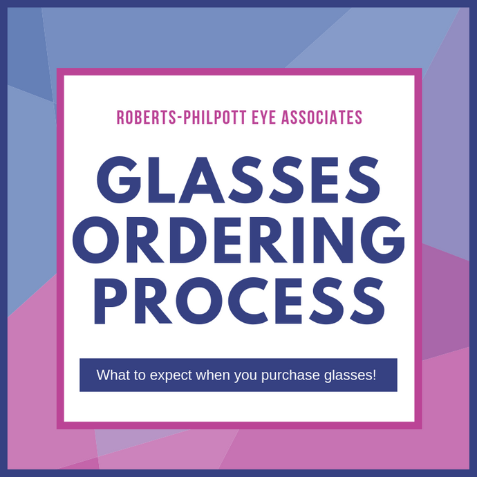 Glasses Ordering Process