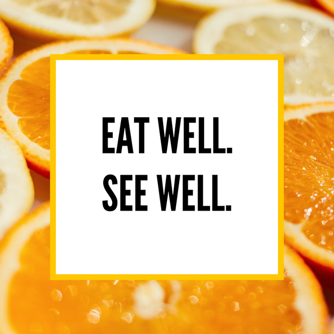 Foods that support good eye health