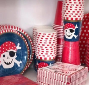 Kit pirate party