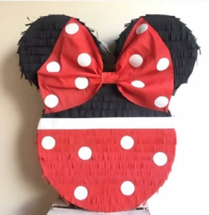 Piñata Minnie Mouse