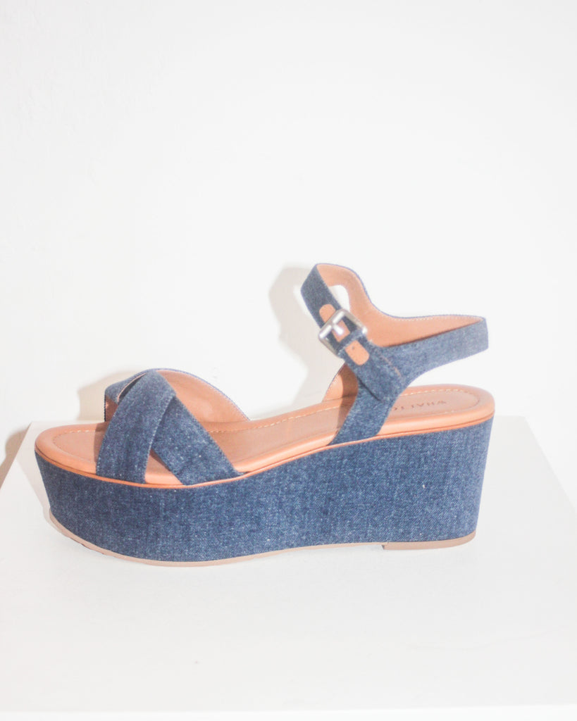 What For - Jeans Sandal