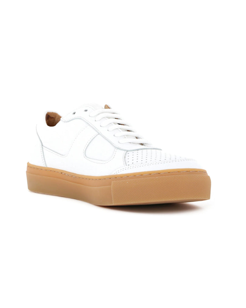 Spartacus Tennis Shoe - White