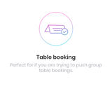Table Booking
