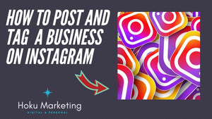 How To Post And Tag A Business On Instagram