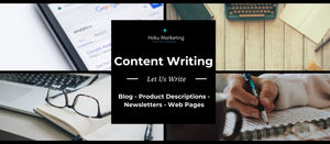 12 Customized Blog Posts Package
