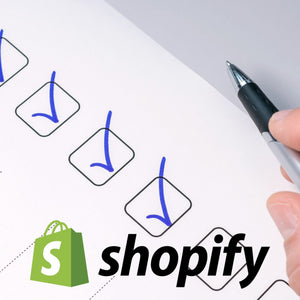 Shopify Small Task Completion