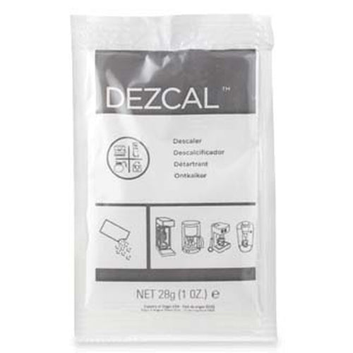 Dezcal Packets (Descaling Solution)