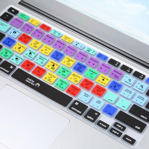 Image of Adobe Photoshop Shortcut Keyboard Macbook-Koopwel.nl