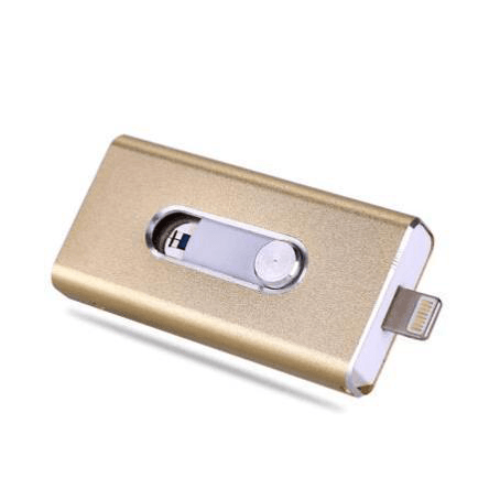 iPhone & iPad USB Key - Extra Opslaggeheugen-Koopwel.nl