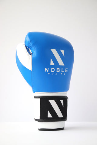 Pro Series NB1X - 16oz Velcro Blue.