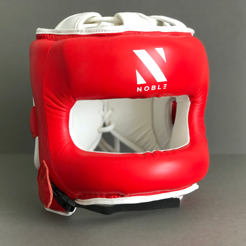 Pro Series FS1X Headguard - RED.