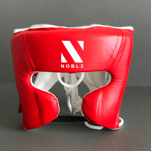 Pro Series CG1X Headguard - RED.