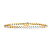 0.50ct Diamond Bracelet in 9K Gold