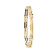 Bangle in 9K Gold