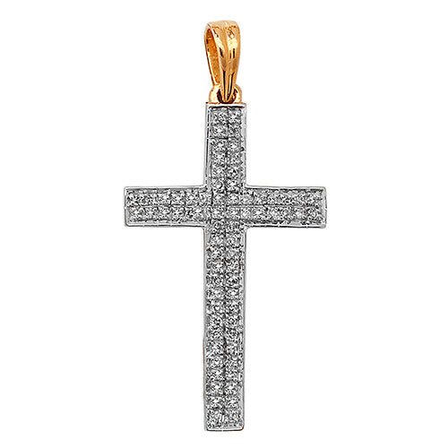 0.21ct Diamond Pendant in 9K Gold