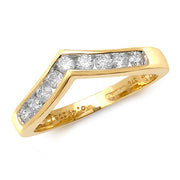 0.50ct Diamond Ring in 9K Gold