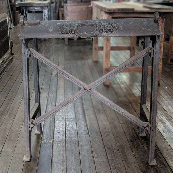 Iron Inking Table