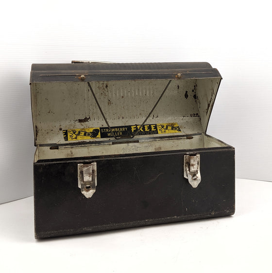 1930s Tin Lunch Pail - USA