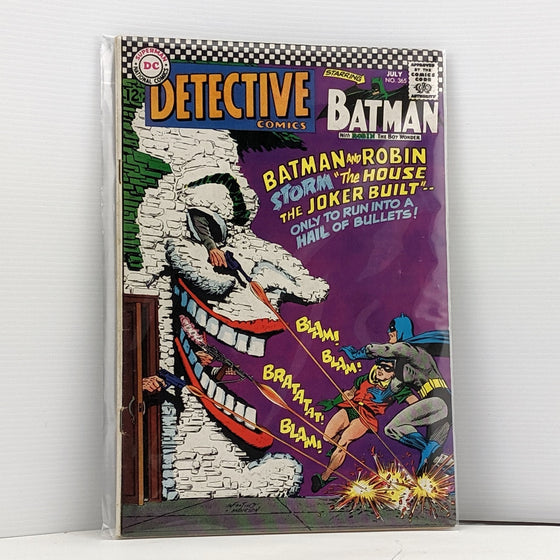 Detective Comics #365. Jul 1967 Comic Book